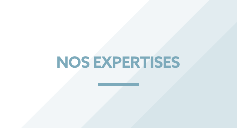 Nos expertises - Hover