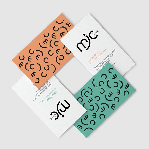 MJC d'Onet – Identité visuelle