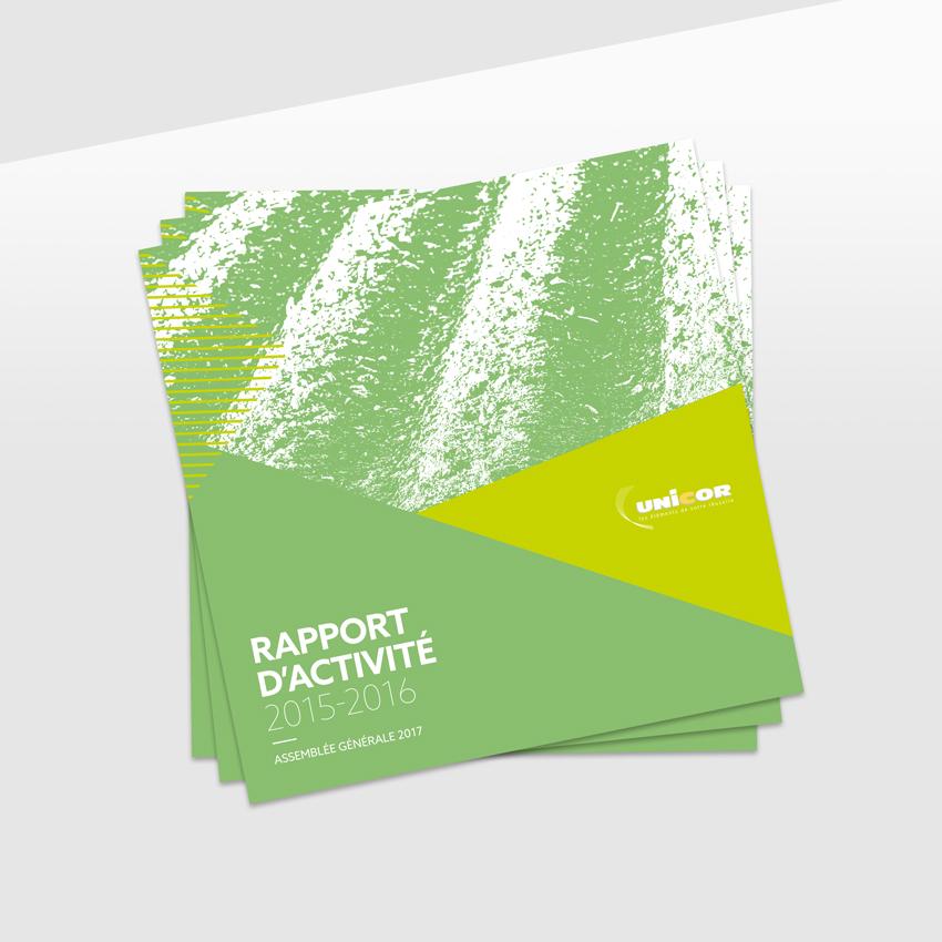 UNICOR – Rapport d'activité
