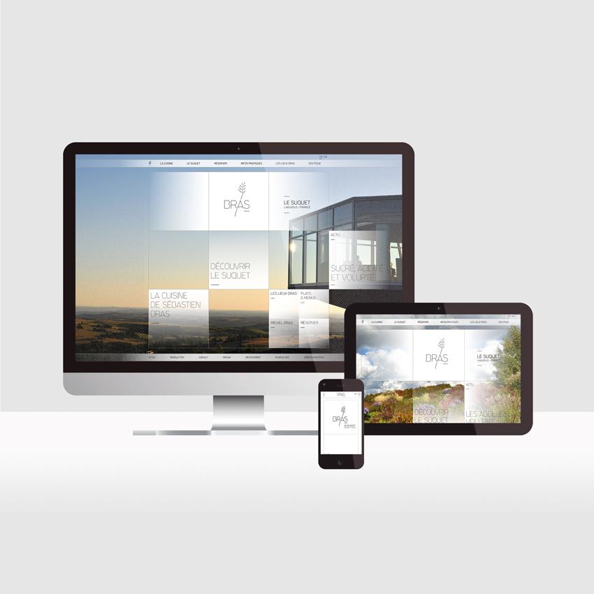 Maison Bras – Site web du Suquet