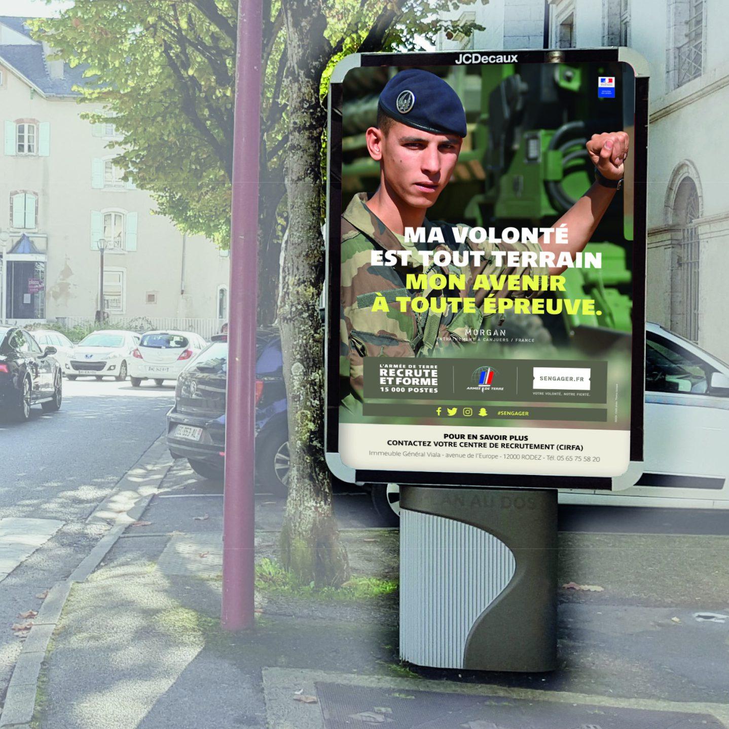 Achat d'espace publicitaire pour affichage