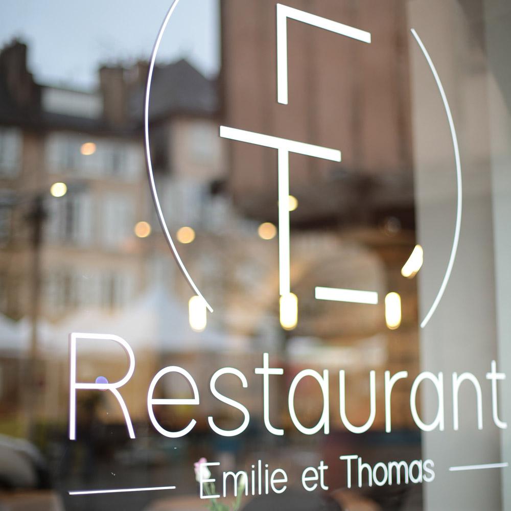 Logo du restaurant ET