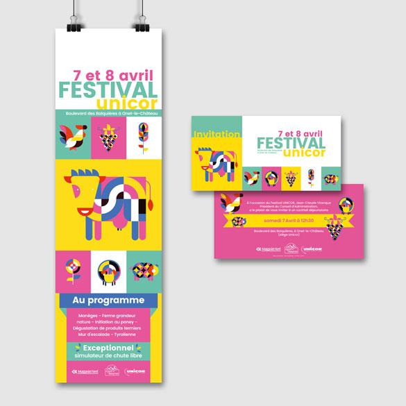 Unicor festival grand public