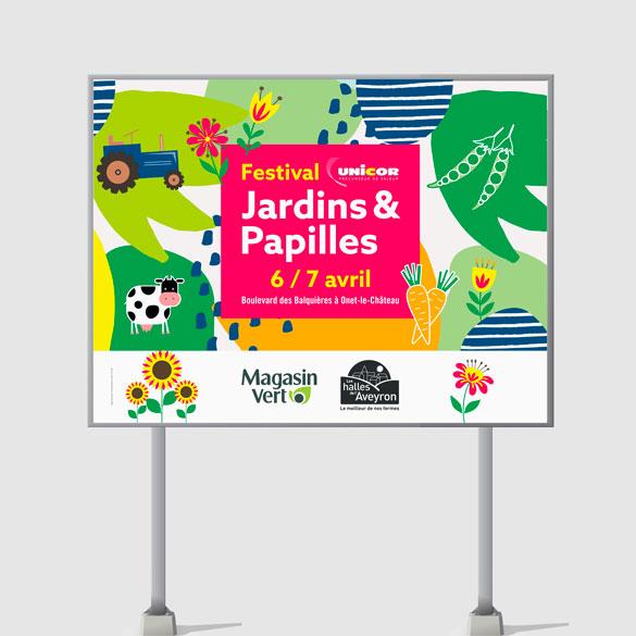 Festival Unicor Grand Public – affiche 2019 4×3
