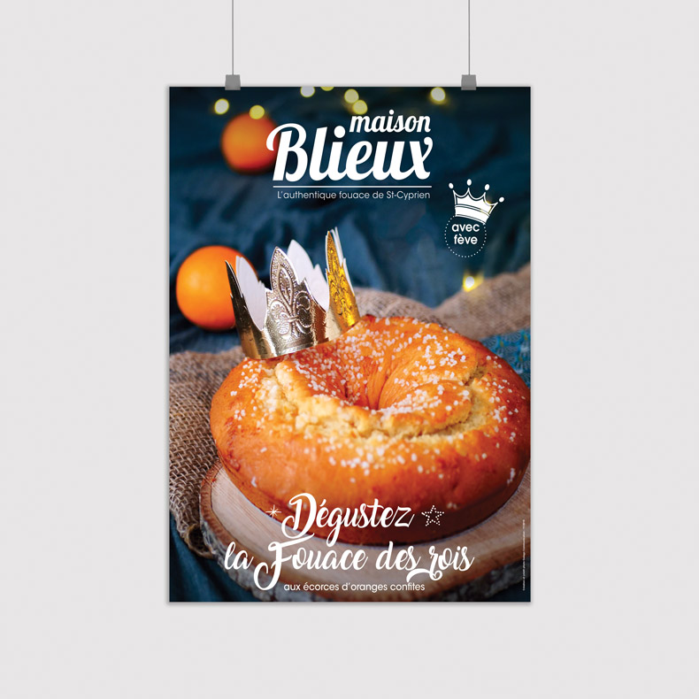 Maison Blieux – affiche A3